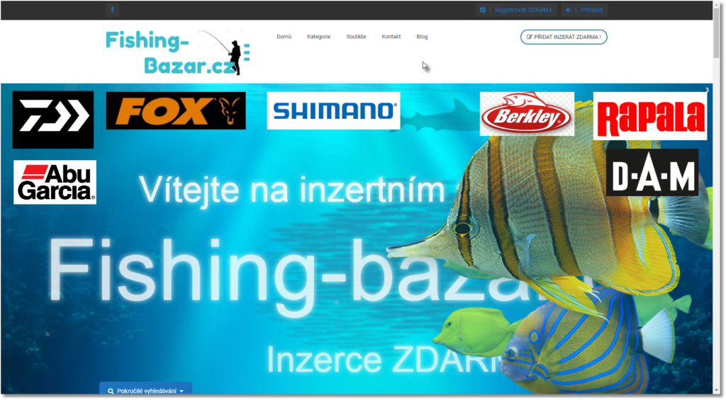 Fishing-Bazar.cz
